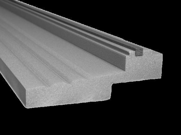 profil termiczny jednostronny zewnętrzny